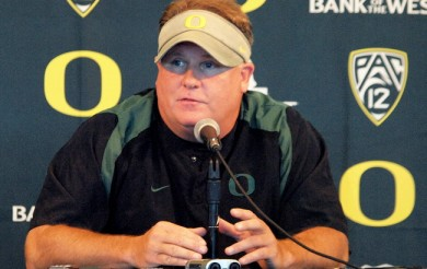 Chip Kelly Oregon State Postgame Press Conference
