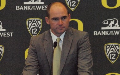 Ducks Name Mark Helfrich New Football Coach