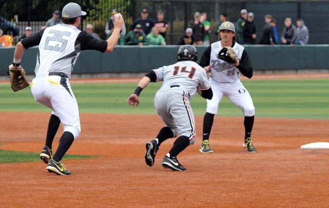 Beavers Bounce Back, Blank Ducks 9-0