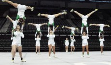 Acro Overpowers Baylor in Opener