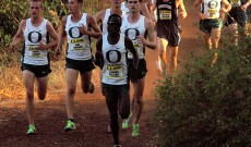 Cheserek, Ducks Sweep Dellinger Meet