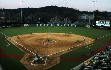 Ducks Cruise 8-0 In Regional Opener