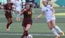 Ducks Claim Pair of Conference Victories
