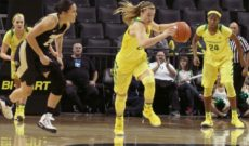Ducks Out Battle Buffs 71-66