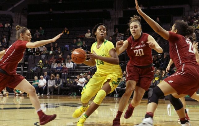Cougs Leave Ducks Looking for Answers