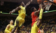 Ducks Crush 'Cats 85-58