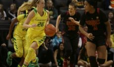 Oregon Shuts Down USC 73-50