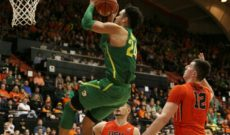 Back to Back Champs, Ducks Thump Beavs 80-59
