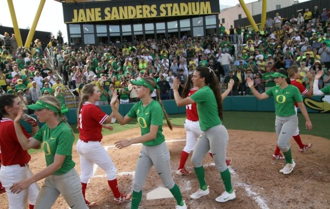 Elish, Ducks Run-Rule Badgers