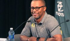 It's Taggart Time as Fall Camp Opens for Ducks